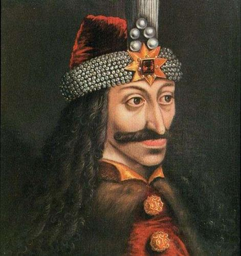"Vlad Tepes - Vlad Tepes the Romanian king that inspired Bram Stoker in creating his famous character ""Dracula"""