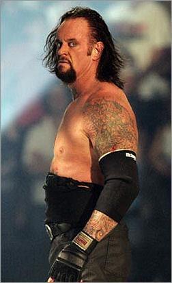 Undertaker - Steel Cage Match