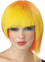 Neon Wig - An amazing neon wig that I'm dying to get