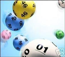 Lotto balls - Lottery Balls