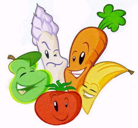 veggies - delish