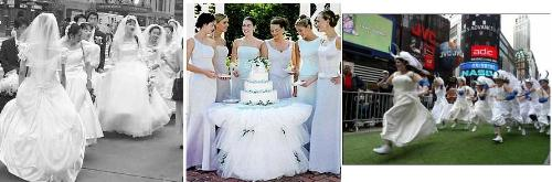 Brides - Is it the sheer joy that makes them all so beautiful?