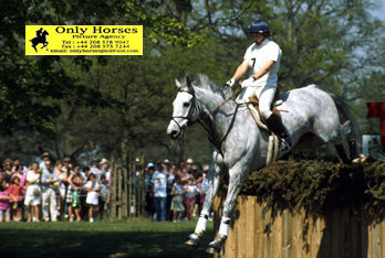 Cross Country jumping - Have you been to see the Badminton horse trials? Have you ever been cross country jumping yourself?