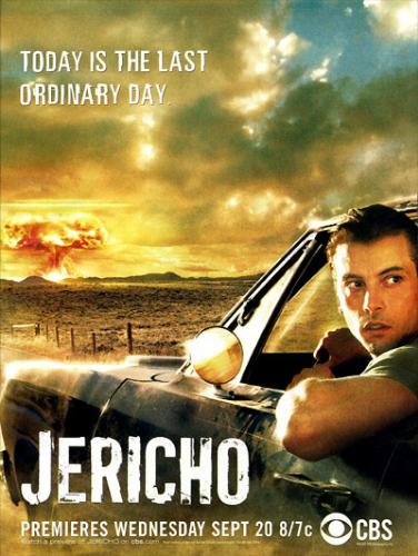 jericho ad - Jericho ad from the first premier of the show.