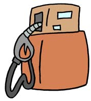 Gas Pump - Clipart from http://www.free-graphics.com/clipart/Transportation/Other/Gas_Pump.shtml