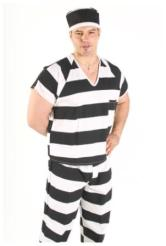 some stripes don't come off - Prison Uniform