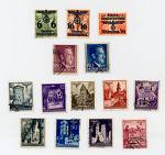 stamps of different countries - stamp colelction