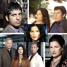 Crossing Jordan - Cast Of Crossing Jordan