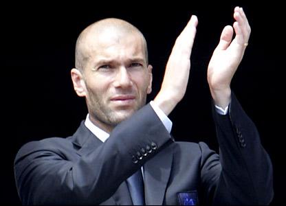 Zidane - The Legend!
