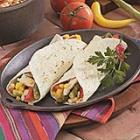 Fajitas - they make me happy! - This isn't a picture of my fajitas - mine are far prettier!