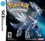 Pokemon Diamond - Pokemon Diamond cover art
