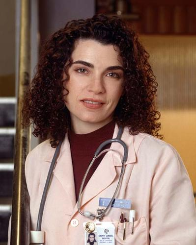 Er - Julianna Margulies,from the first season of ER