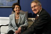 Reid and Pelosi - The lowest rated Congress at an all time low of 27%.