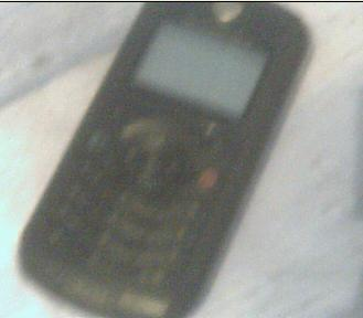 old cell phone - it is my old cell phone.