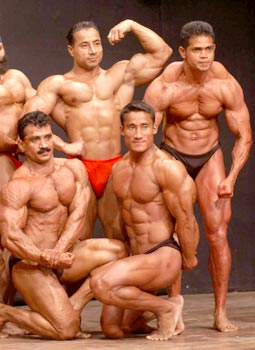 Muscular Men  - I wished to be like this...