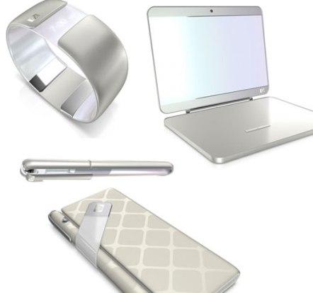 HP's Futuristics Design -  HP's Fututristcs Design