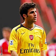 Fabregas - He is a great player