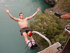 bunjee jumping - the one thing i must do before i die! bunjee jumping!!