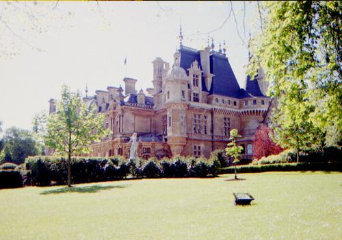 Waddesdon House - The Rothschild Collection - Waddesdon House, Aylesburym Buckinghamshire. U.K