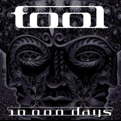 tools new album 10,000 days - this is the cover of tools new album 10,000 this album worth listening they really do good rock..
