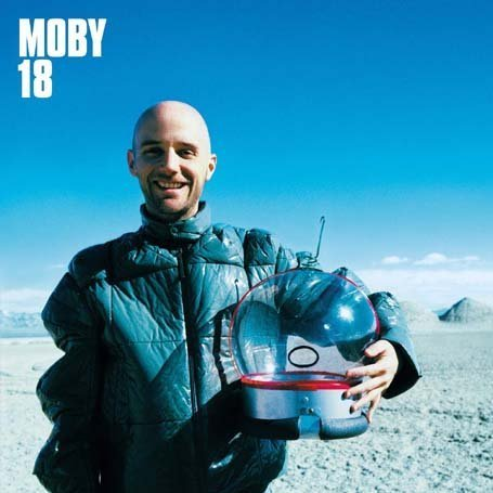 Moby 18 - Moby 18 Album Cover