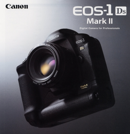 Canon Digital Camera - Canon EOS 1DS Mark II Digital Camera