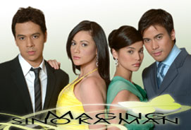 maging sino ka man - the 4 main characters