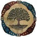 Celtic Tree Horoscope - A picture of a celtic tree