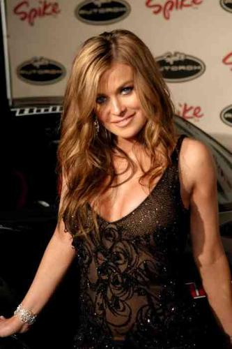 carmen electra hair color. hair color Carmen+electra+