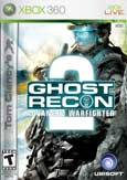 Ghost Recon Advance Warfighter 2 - Graw 2 on X Box 360