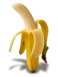 banana - my favorite fruit