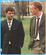 Beautiful Mind - Charles Herman and John Nash