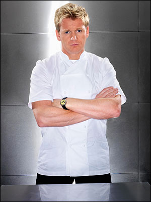 Ramsey - Hell's Kitchen Reality SHow