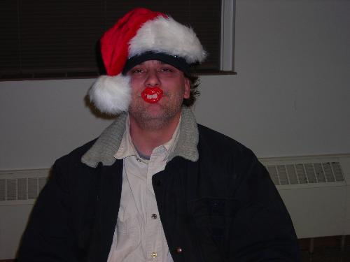 Clown - If you dont' believe me just look this was this past christmas.