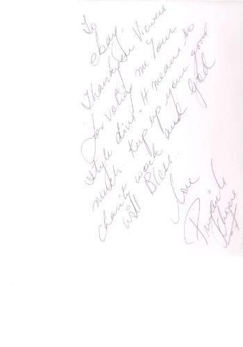 priyanka chopra s handwriting   priyanka chopra s message