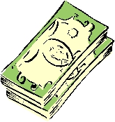 money - Dollar is the universal representation or symbol for money