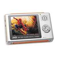 JXD 661 PMP player - This is JXD PMP player capable of playing almost all popular audio format and asf video