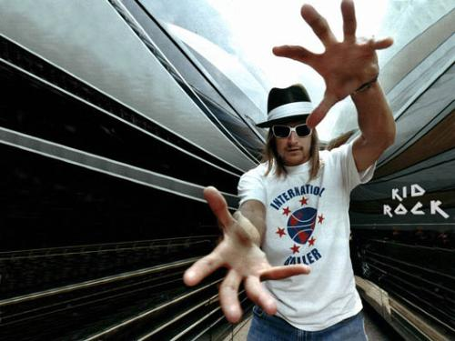 Kid Rock - Another awesome promotional Son of Detroit photo.