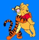 Winnie the Pooh - Winnie the pooh with friend