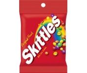 """Skittles - The popular candy that prompts you to """"taste the rainbow"""""""