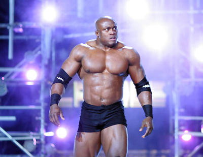Bobby Lashley - Drafted 2 Raw