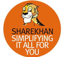 Sharekhan - This is a picture from sharekhan.com this site for share brokers