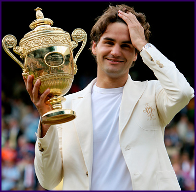 federer defeated!!! - federer defeated at wimbeldon....is it possible??