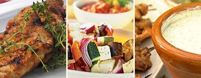 Food - Different cine of foods