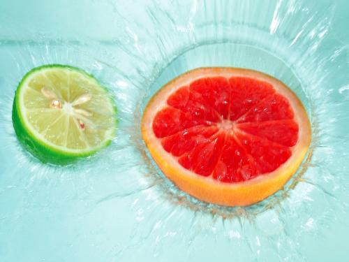 fruit - i like grapefruit!