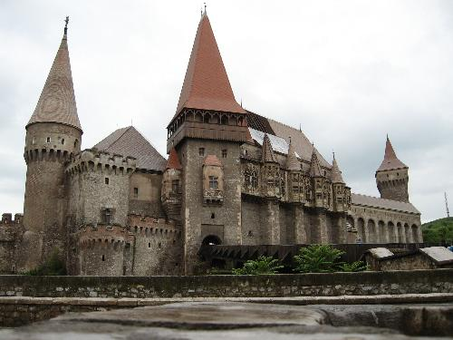 Corvins' Castle  - I started my trip from my contry, Romania, and first visit was at Corvins' Castle