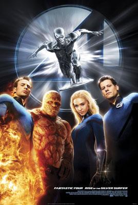 The Fantastic Four Movie - The Fantastic Four Movie, jessica alba, $51 million the first week