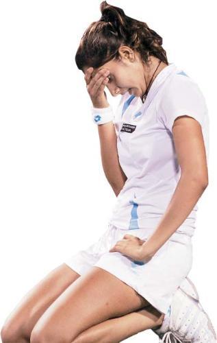 Sania Mirza India tenis star - Sania Mirza