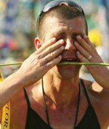 Leonid Shvetsov - Winner of the Comrades Marathon