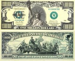 Million - Million Dollar Bill